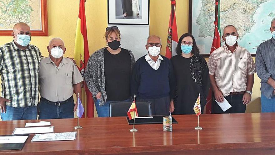 Lucía Codesal Villota, nueva concejala del Ayuntamiento de Figueruela de Arriba