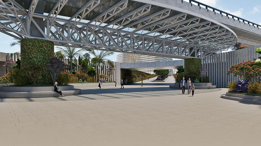 Los presupuestos municipales para 2022 incluyen la pasarela entre Navia y A Bouza