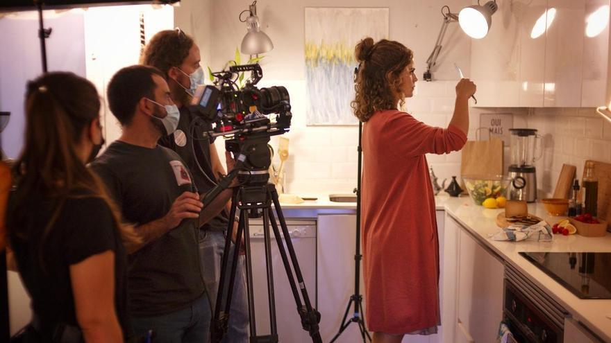 El cineasta cordobés Gabriel Carrasco presenta su último corto en el festival Notodofilmefest