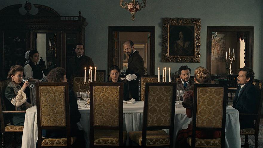 La película rumana 'Malmkrog' gana el 'Giraldillo de Oro' en Sevilla