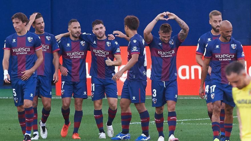 El Huesca informa de dos positivos en su plantilla