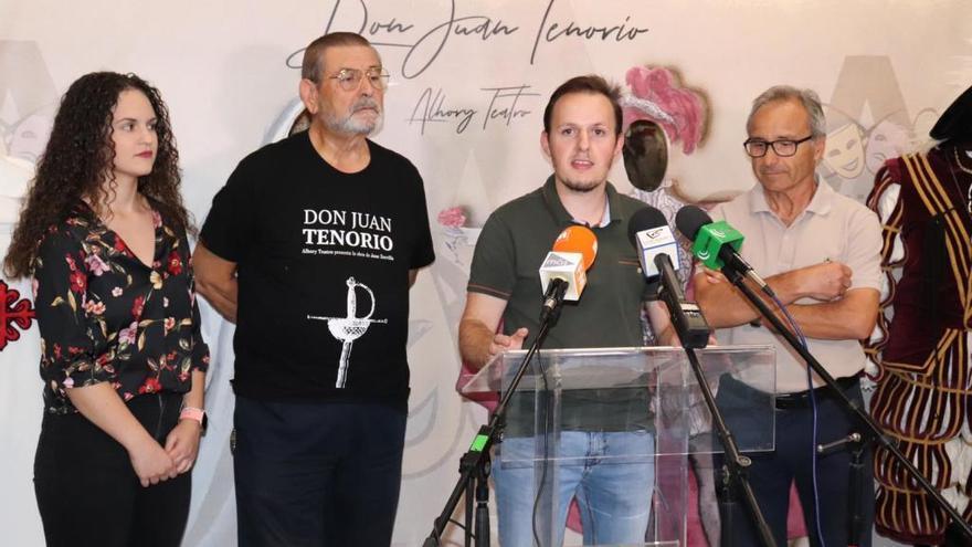 Don Juan Tenorio regresa a Cehegín