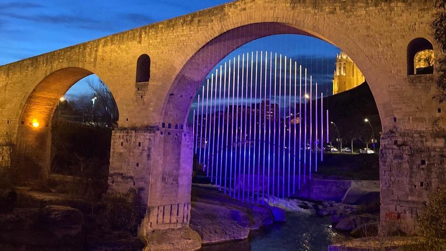 L'edició 2021 de Jardins de Llum portarà fins a Manresa prop de 20 propostes d'art efímer