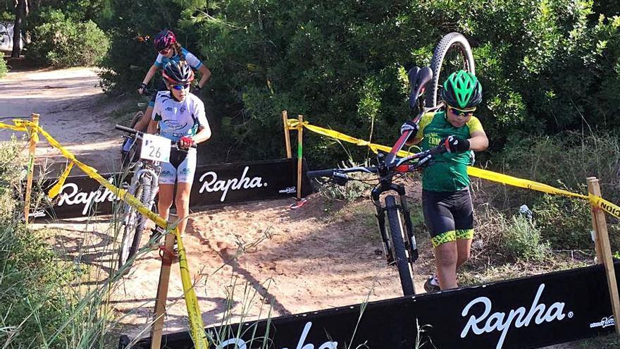 Miguel Ferrer gana en la categoría Open A en la segunda cita de la Challenge de ciclocross