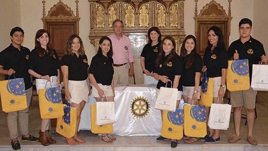 El Rotary Club de Mallorca y Fray Junípero Serra