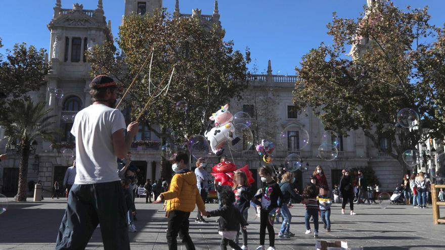 El Ayuntamiento de València cierra el año de la pandemia con un superávit de 53 millones