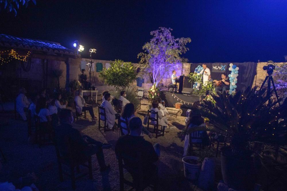 Concierto de Botifarra para los profesionales del Departament de Salut Xàtiva-Ontinyent