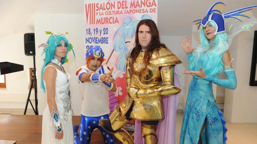 El Salón del Manga de Murcia espera a 30.000 personas