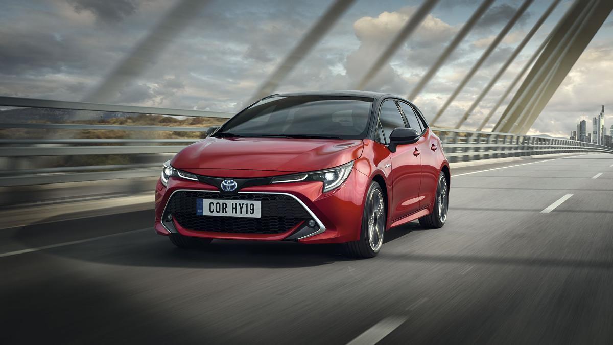 Los 10 coches híbridos más vendidos en julio de 2021 en España