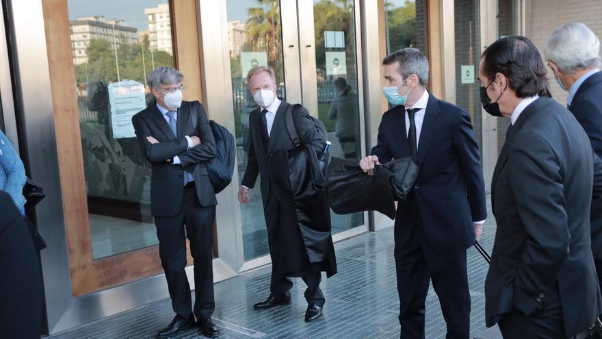 Testigos del 'caso Castor' reclaman indemnizaciones por daños en sus viviendas