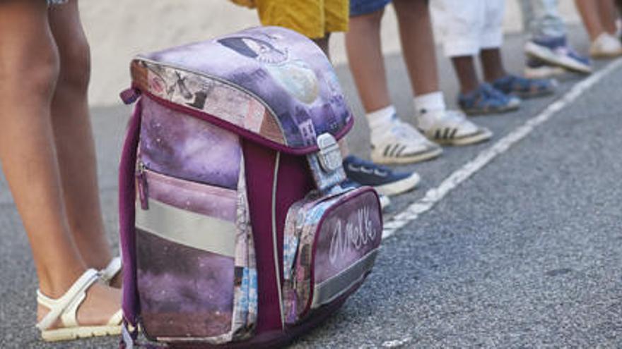 La OCU estima un gasto medio de 1.937 euros por hijo en la vuelta al cole