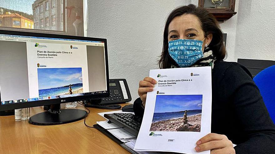 Marín aprobará un plan para ser un municipio más verde y sostenible