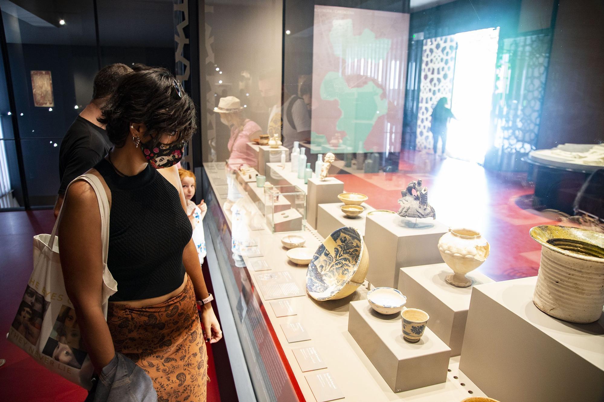 La noche de los museos en Cartagena