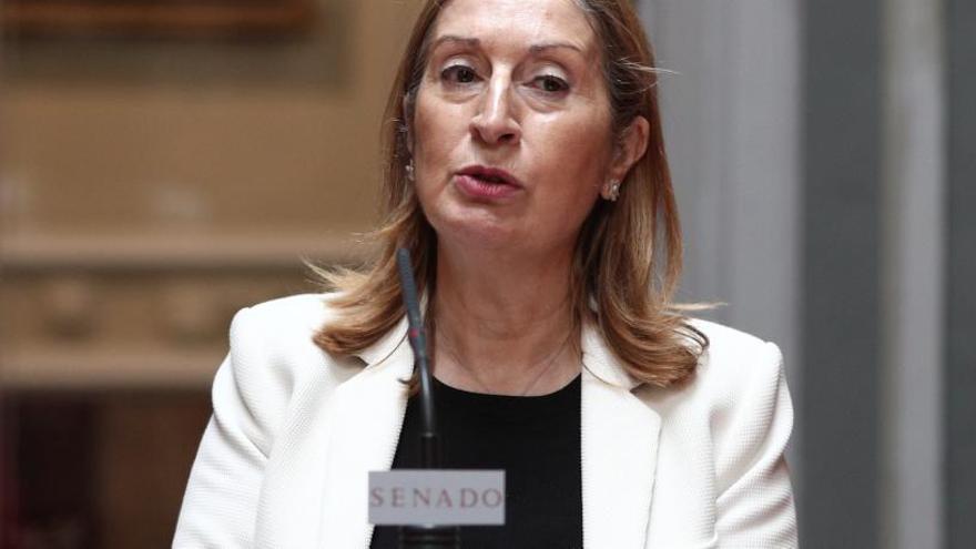 L'expresidenta del Congrés i diputada del PP Ana Pastor dona positiu en coronavirus