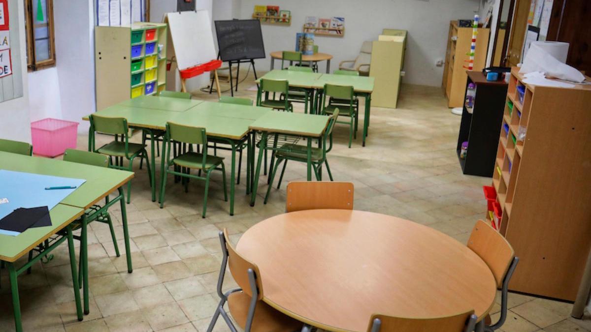 Escola Catòlica pide 150 profesores para cumplir las ratios en la concertada