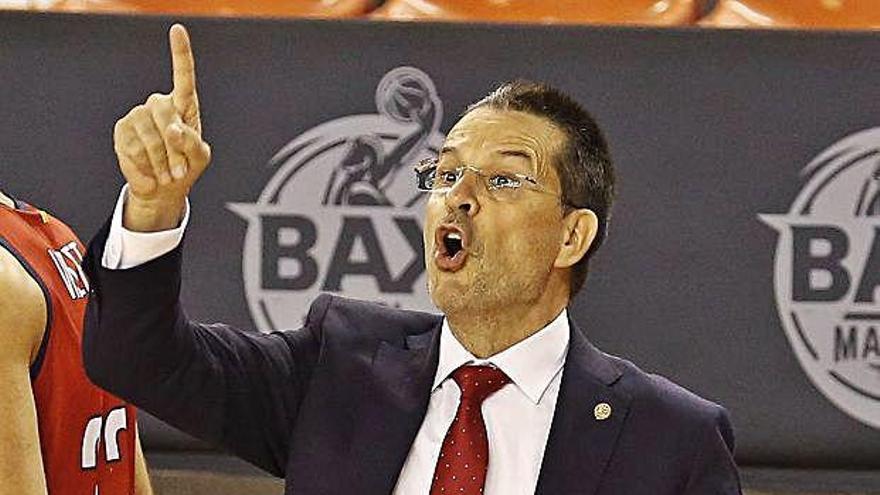 Pedro Martínez: «Hem fet un esforç molt gran però ha faltat serenitat»