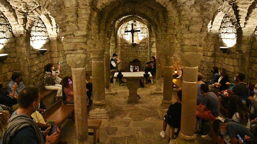 Un viatge al passat de Sant Esteve d'Olius a través dels seus protagonistes