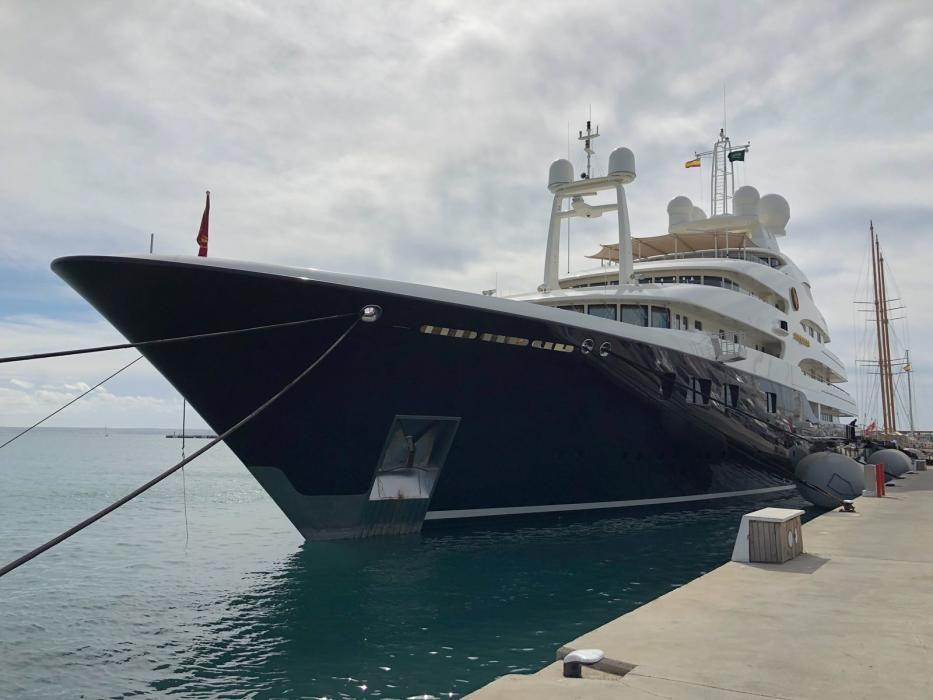 Yacht Sarafsa Palma de Mallorca