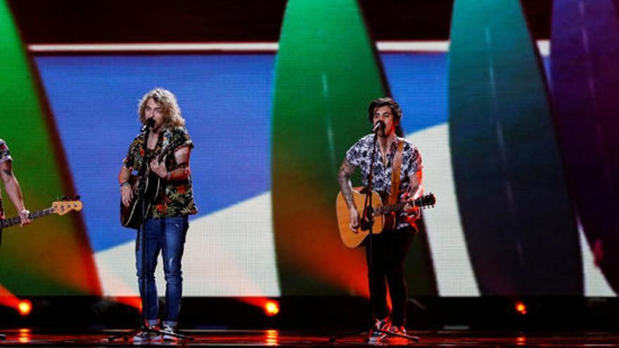 'Do it for your lover', la cançó de Manel Navarro a Eurovisió