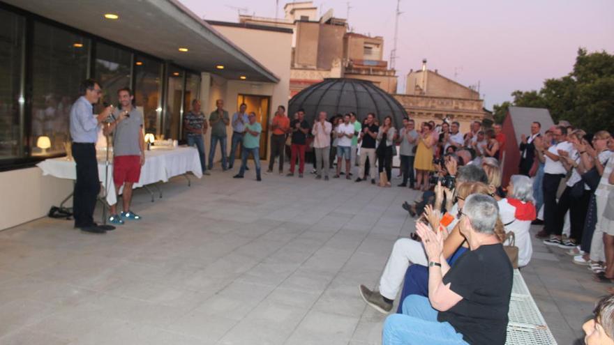Calçats Roig presenta el vi Glop de Tramuntana per celebrar els seus 150 anys