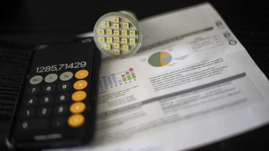 Nuevo récord del precio de la luz: costará este jueves 288,53 euros el MWh
