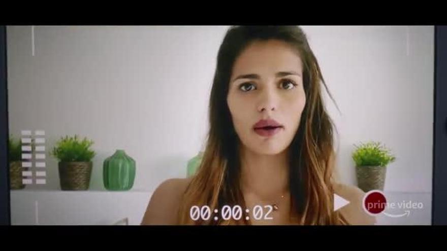 Sara Sálamo e Isco, en la nueva serie de Amazon Prime Video sobre la cuarentena