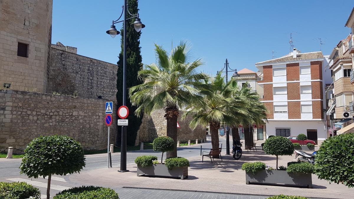 El Ayuntamiento de Lucena amplía las zonas peatonales del centro histórico los fines de semana