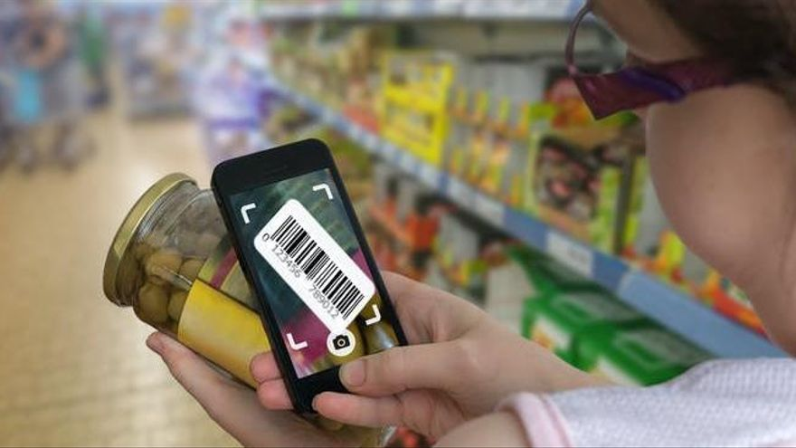¿Son útiles las aplicaciones que escanean las etiquetas de los productos para seguir una alimentación saludable?