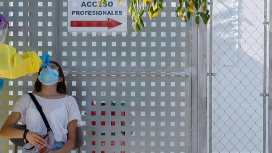 La Comunitat Valenciana alcanza la cifra de contagios diarios más alta de la pandemia