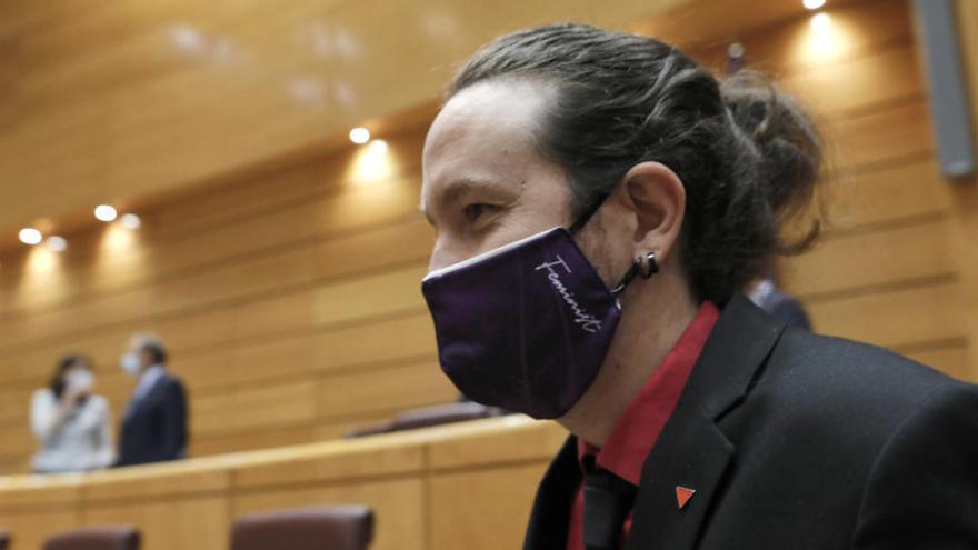 Archivada la investigación sobre la 'Caja B' de Podemos