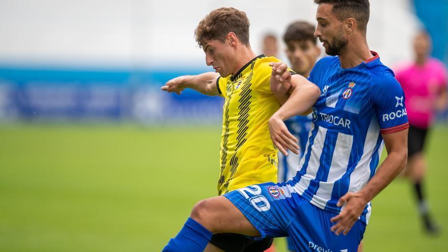 El Oviedo vence al Avilés en el segundo amistoso del verano (0-1)