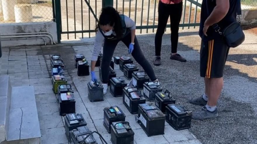 Cinco detenidos por la oleada de robos en casetas de riego en Candasnos y Alcolea de Cinca