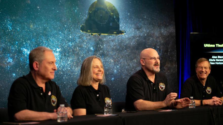 New Horizons sobrevuela con éxito el objeto celeste más lejano explorado