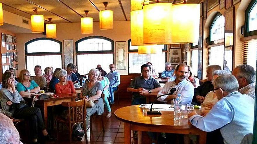 20è aniversari de Converses de Taverna del Museu de la Pesca