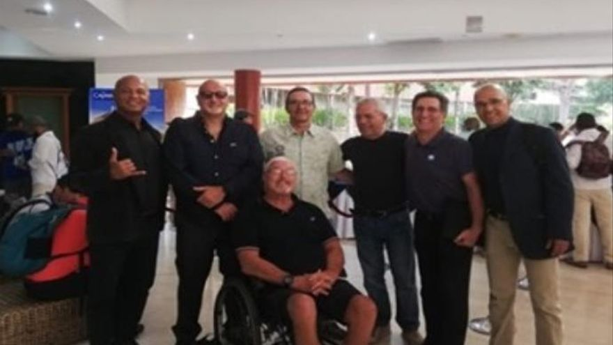 Entidades públicas y privadas de salvamento en Colombia difundirán la campaña de 'Canarias, 1500 km de Costa'