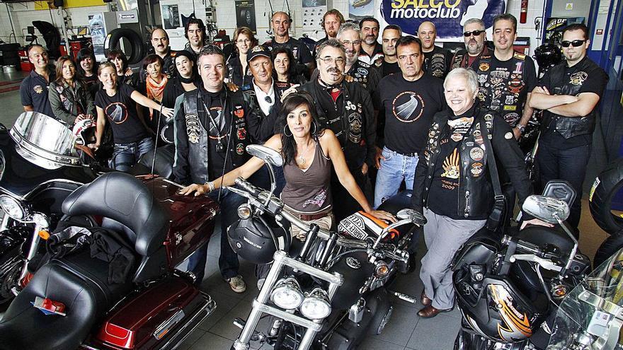 Galicia, cada vez más 'easy rider': triplica sus motos en dos décadas