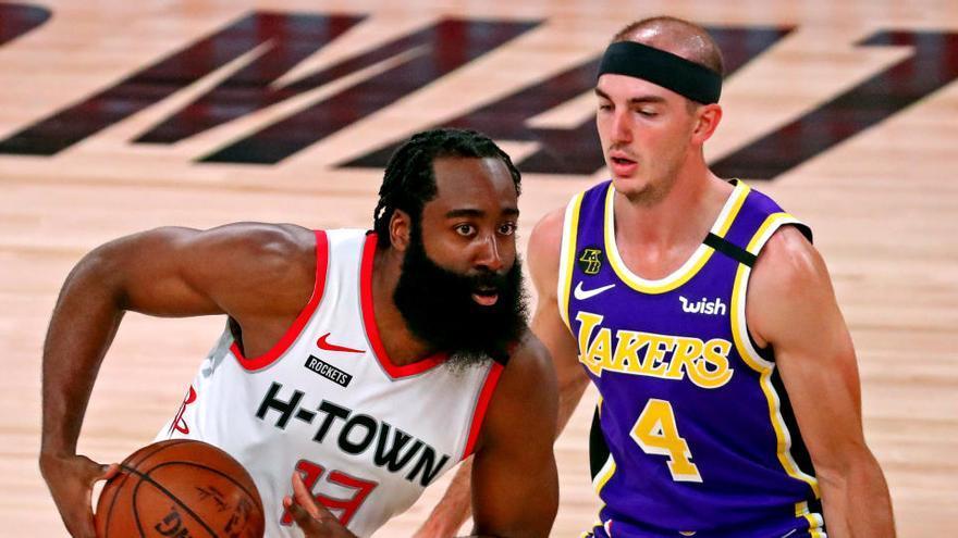Los Heat, a un paso de las finales del Este y los Rockets se adelantan a los Lakers