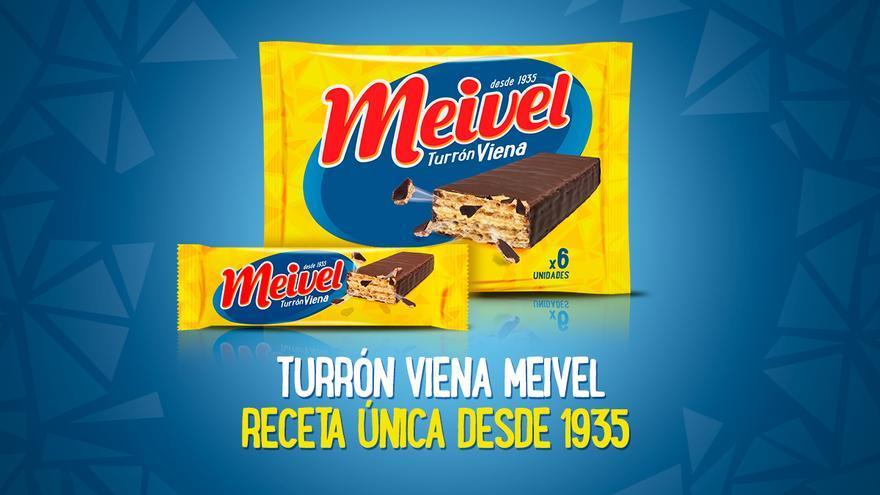 Turrón Viena Meivel, ahora y siempre con las fallas