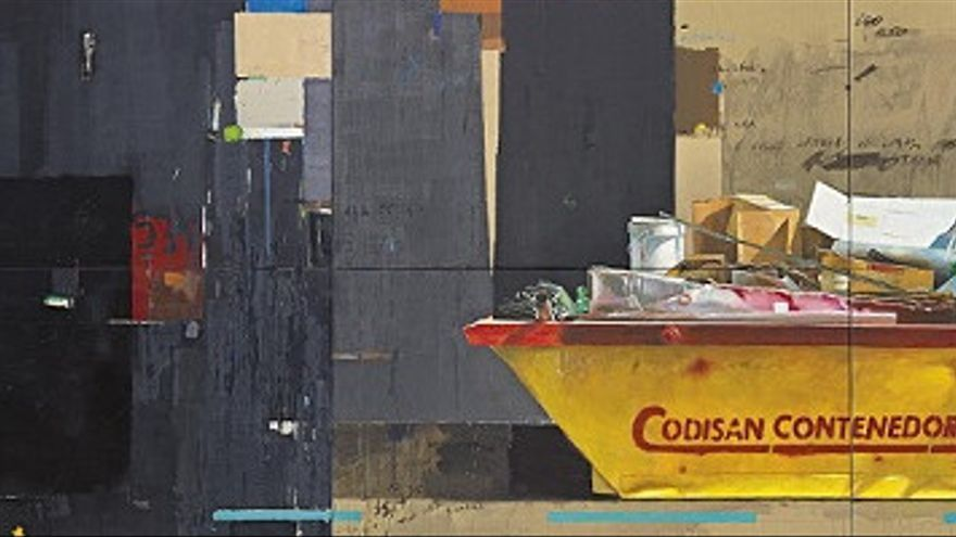 Manuel Quintana Martelo. Containers