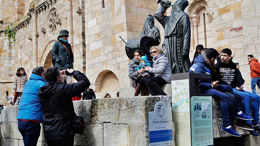 Ganas de Semana Santa en Zamora: los hoteles rozan el lleno seis meses antes de la Pasión
