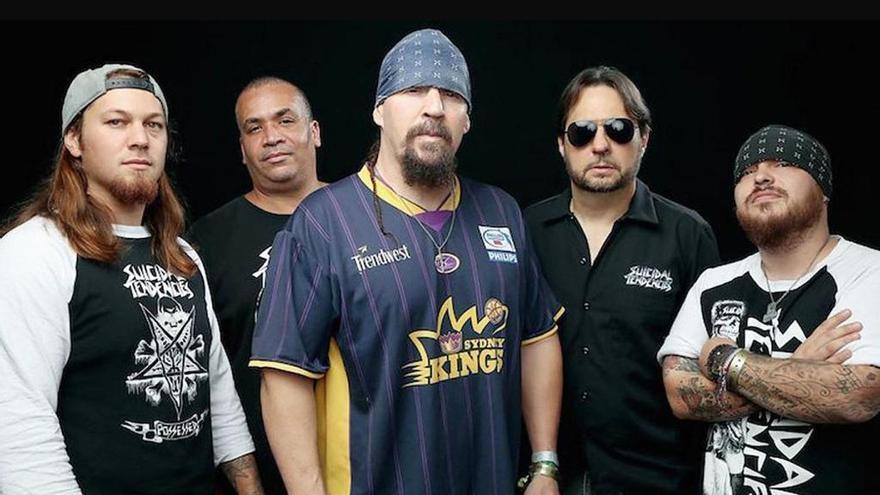 Suicidal Tendencies y Millencolin acompañarán a Bad Religion en su concierto malagueño