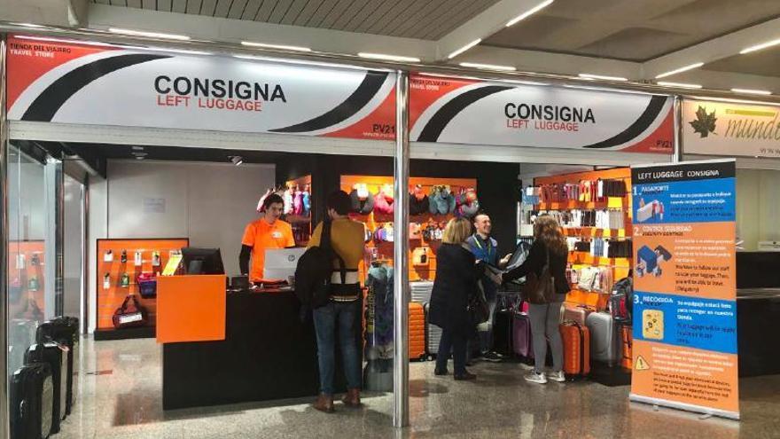 Flughafen Palma de Mallorca richtet Gepäckaufbewahrung ein