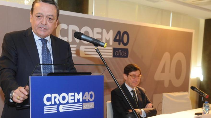 La destitución deja en el aire la asistencia de Rajoy a la asamblea de la CROEM