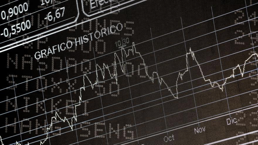 El Ibex 35 sube un 2,7% en abril y cotiza en máximos anuales