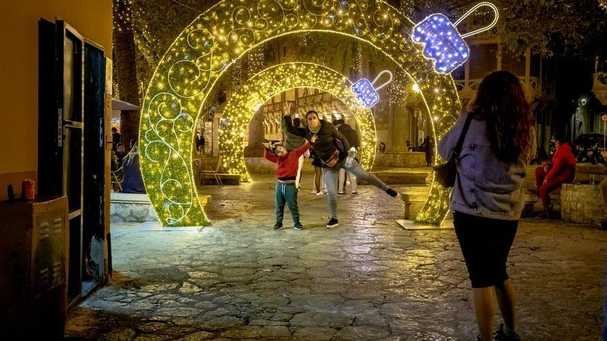 So plant Palma de Mallorca bereits im August die Weihnachtsbeleuchtung