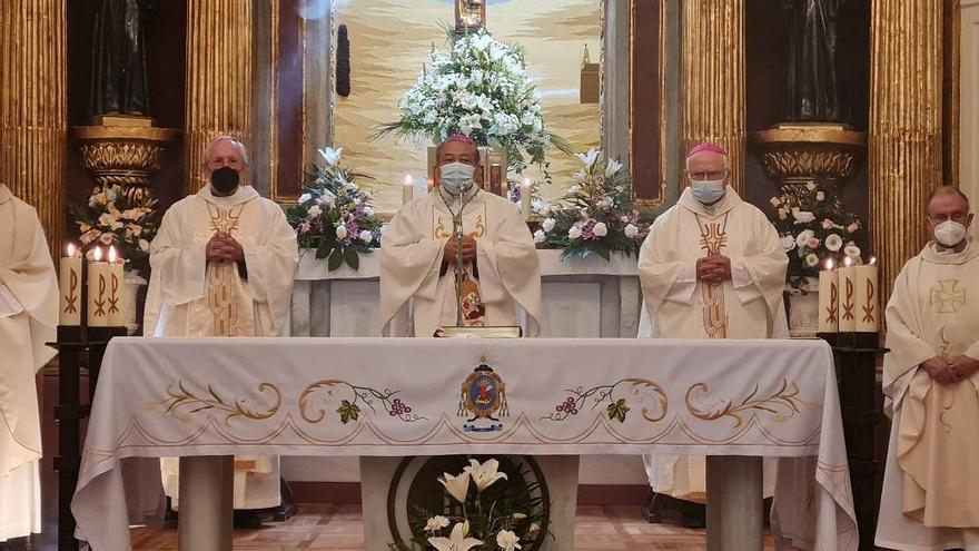 El representante del Papa en España visita Tarazona
