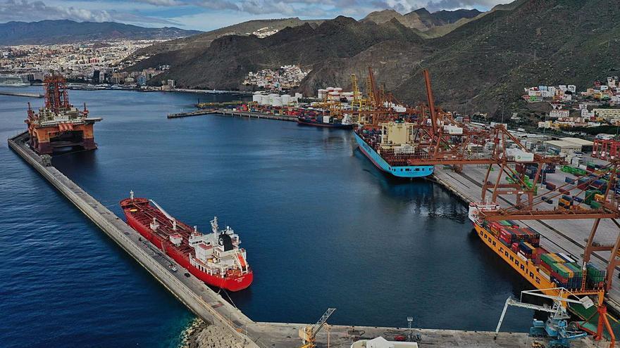 Puertos de Tenerife dice que la inspección de mercancías es de las más rápidas del país