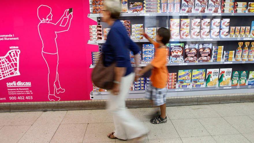 Sexismo en la cesta de la compra