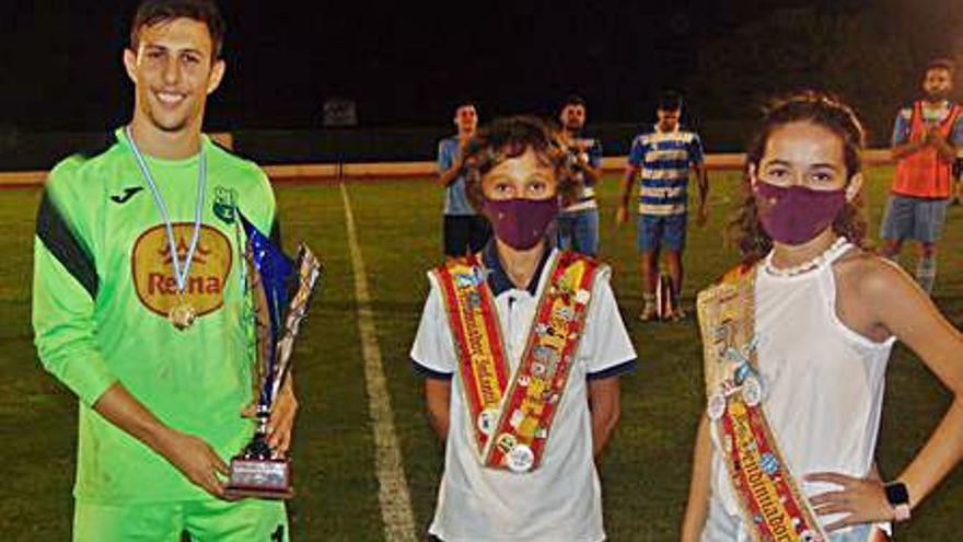 El Caravaca derrota al Jumilla en el trofeo Fiestas de la Vendimia