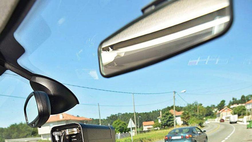 Tráfico detecta una media de 9 conductores al día sin seguro